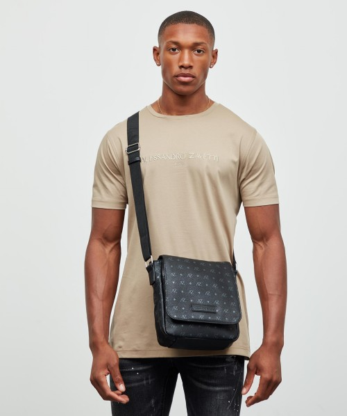 Vito AOP Square Cross Body Bag
