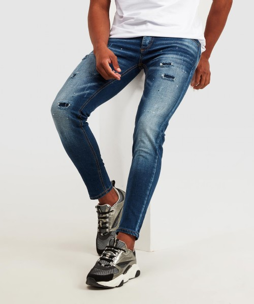 Apollo 002 Denim Jean