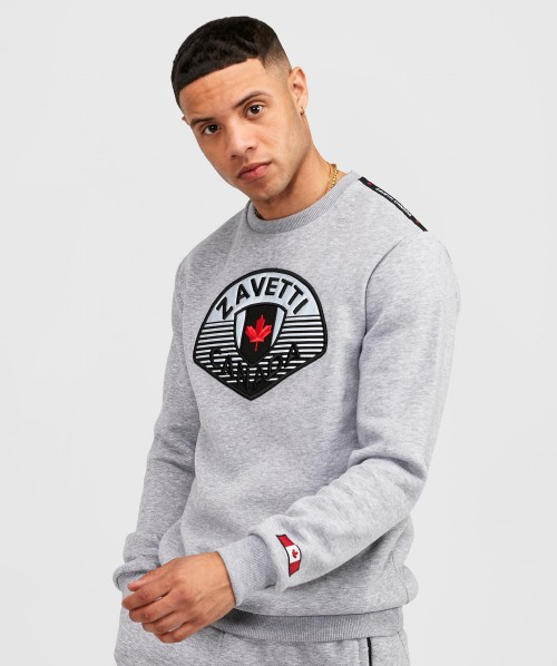Botticini Reflective Sweatshirt