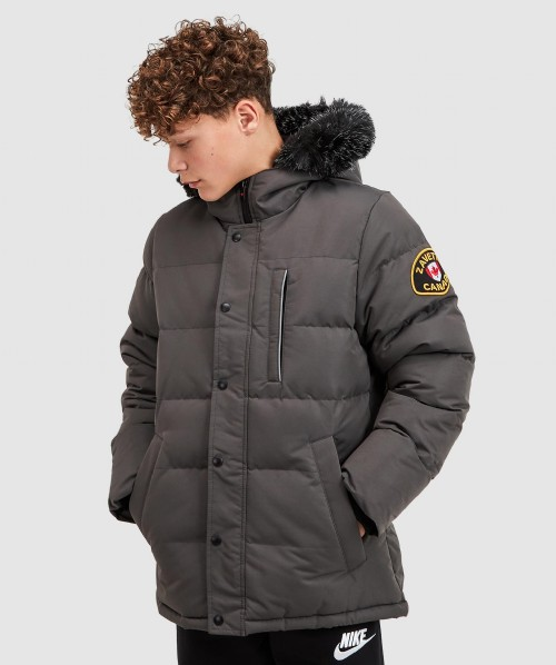 Junior Oshawa Puffer Parka Jacket