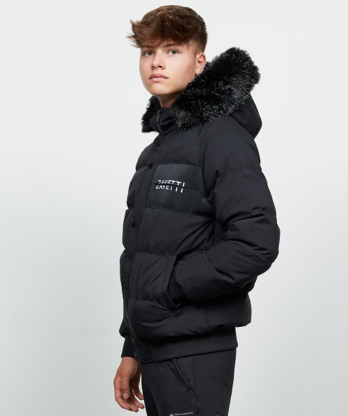 Junior Cervati Bomber Parka Jacket