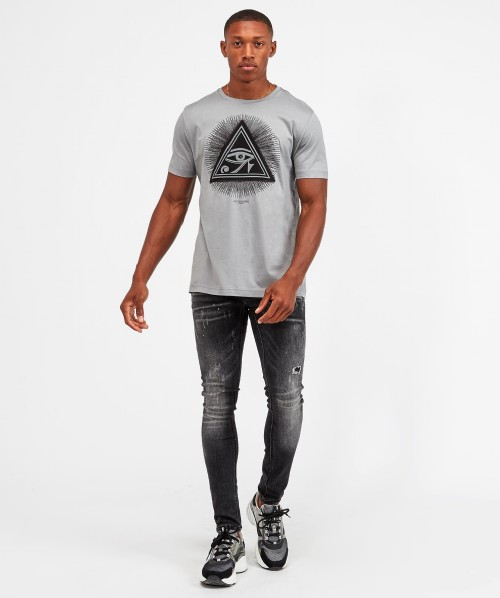 Cellini Mercerised Eye T-Shirt