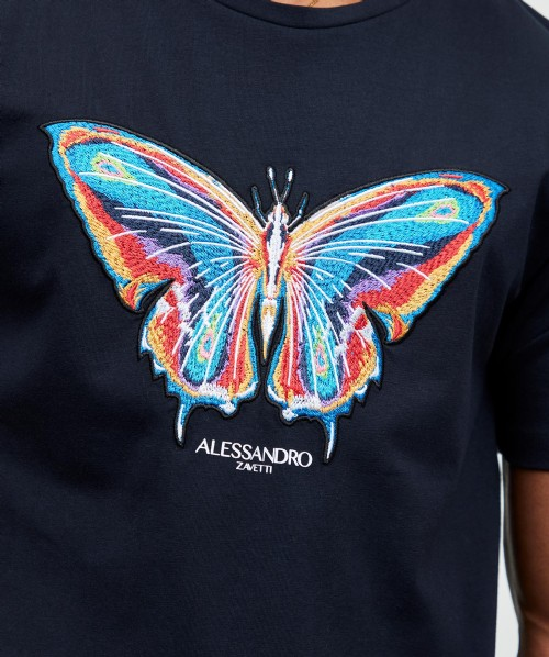 Heatmap Butterfly T-Shirt