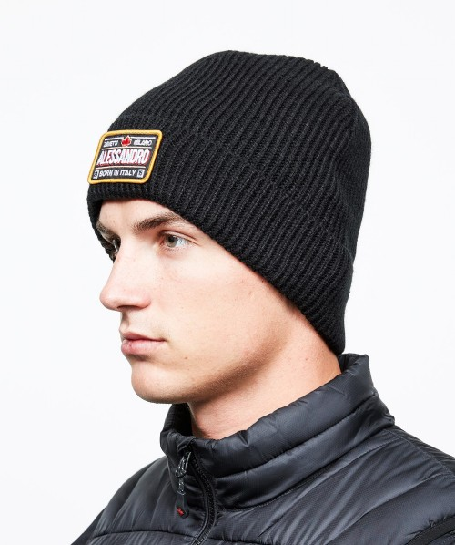 Cavelli Knitted Beanie Hat