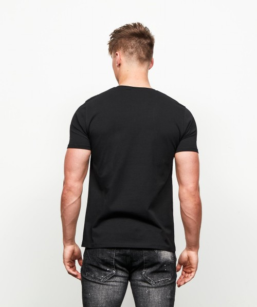 Say Hello Two Tone T-Shirt